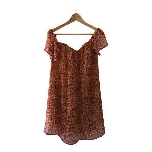 Sézane Spring Summer 2020 mini dress