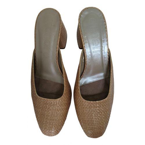 Amélie Pichard Cloth sandals