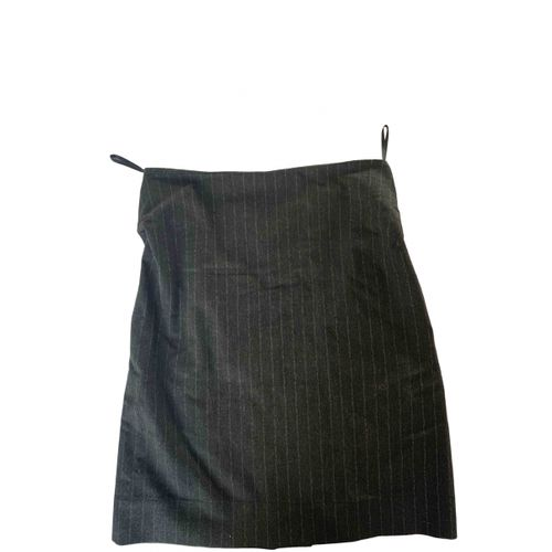 Vivienne Westwood Anglomania Wool mid-length skirt