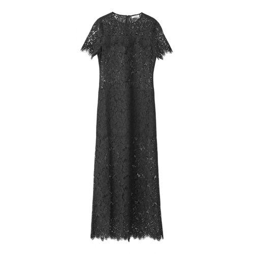 Ganni Lace mid-length dress