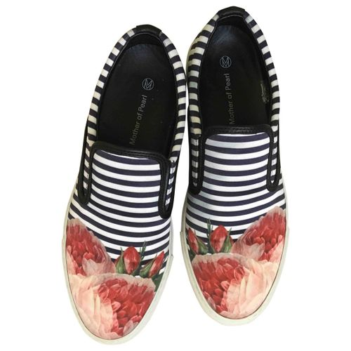 Mother of Pearl M Of Pearl Cloth trainers