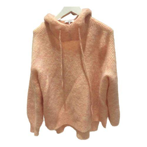 Ganni Wool sweatshirt