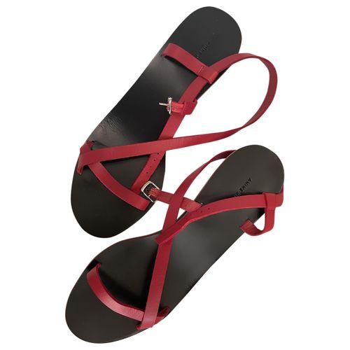 Anine Bing Leather sandal