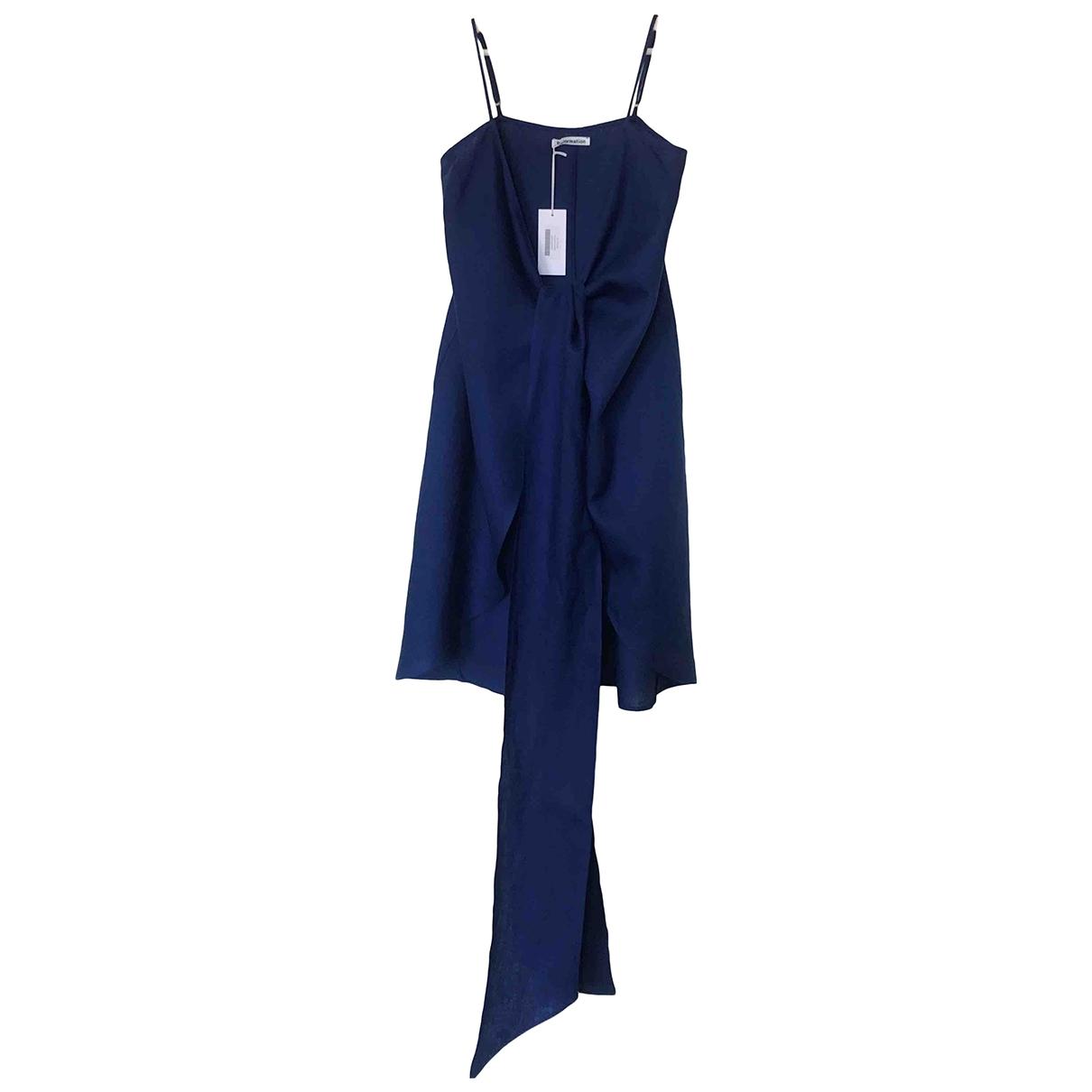 Reformation Linen mid-length dress