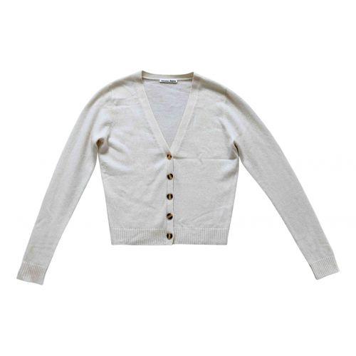 Reformation Cashmere cardigan