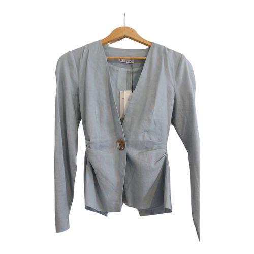 Rejina Pyo Linen blazer