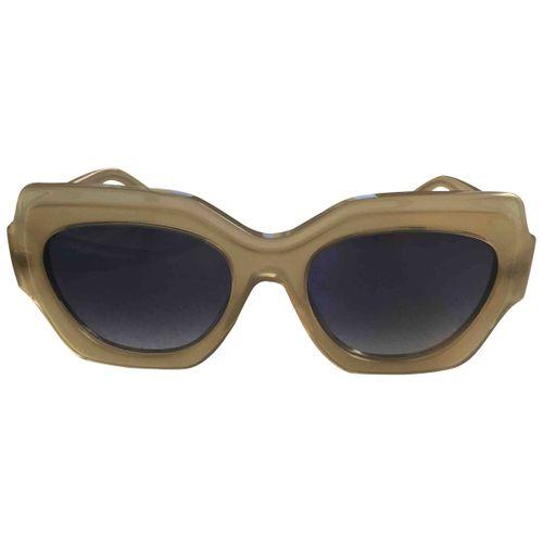 Ganni Spring Summer 2019 sunglasses