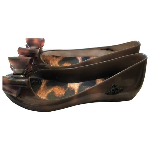 Vivienne Westwood Anglomania Ballet flats