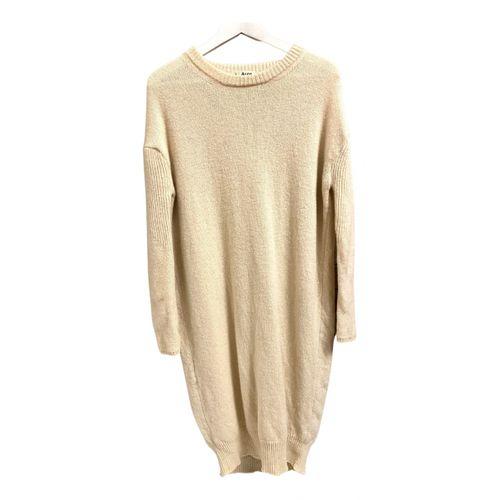 ACNE Acne Studios Wool mid-length dress