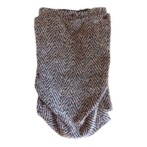Vivienne Westwood Wool mid-length skirt