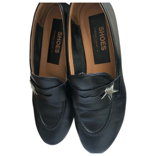 Golden Goose Leather flats