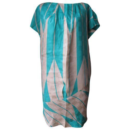 By Malene Birger by Malene Birger Multicolour Silk Dress