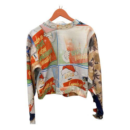 Acne Studios Multicolour Polyester Knitwear