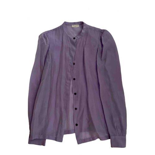 Dries Van Noten Silk blouse