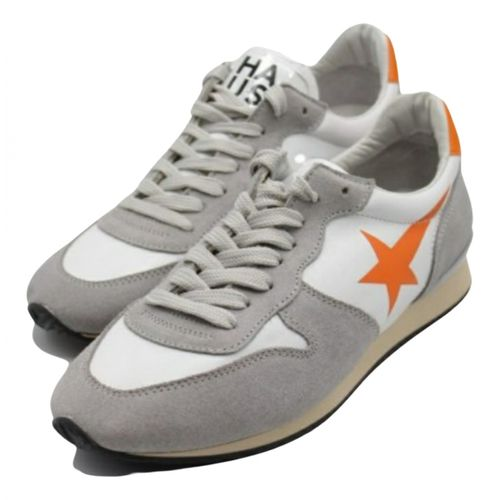 Golden Goose Cloth trainers