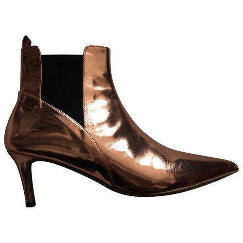 by Malene Birger Leather ankle boots