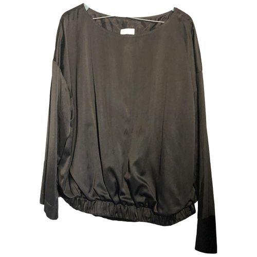 Dries Van Noten Silk jumpsuit
