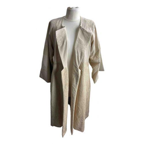 Dries Van Noten Silk coat