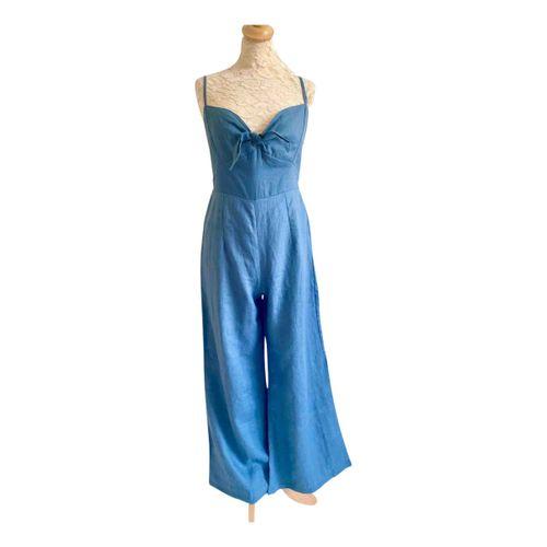 Faithfull The Brand Linen jumpsuit
