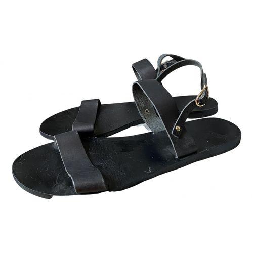 Ancient Greek Sandals Leather sandals