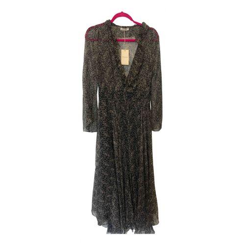 Dôen Silk maxi dress