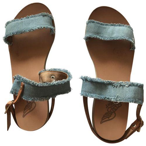 Ancient Greek Sandals Cloth sandals