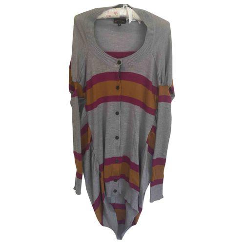 Vivienne Westwood Wool cardi coat