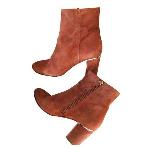 Sézane Fall Winter 2020 ankle boots