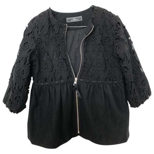 by Malene Birger Black Cotton Knitwear