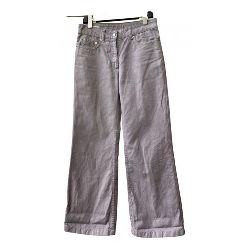 Dries Van Noten Grey Denim - Jeans Jeans