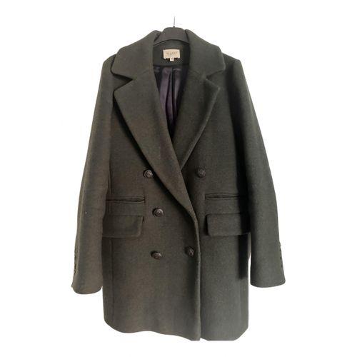Sézane Fall Winter 2020 wool coat