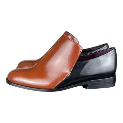 Dries Van Noten Leather flats