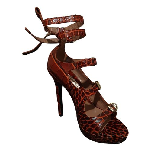 Vivienne Westwood Leather sandal