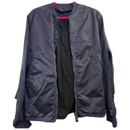 Acne Studios Linen biker jacket