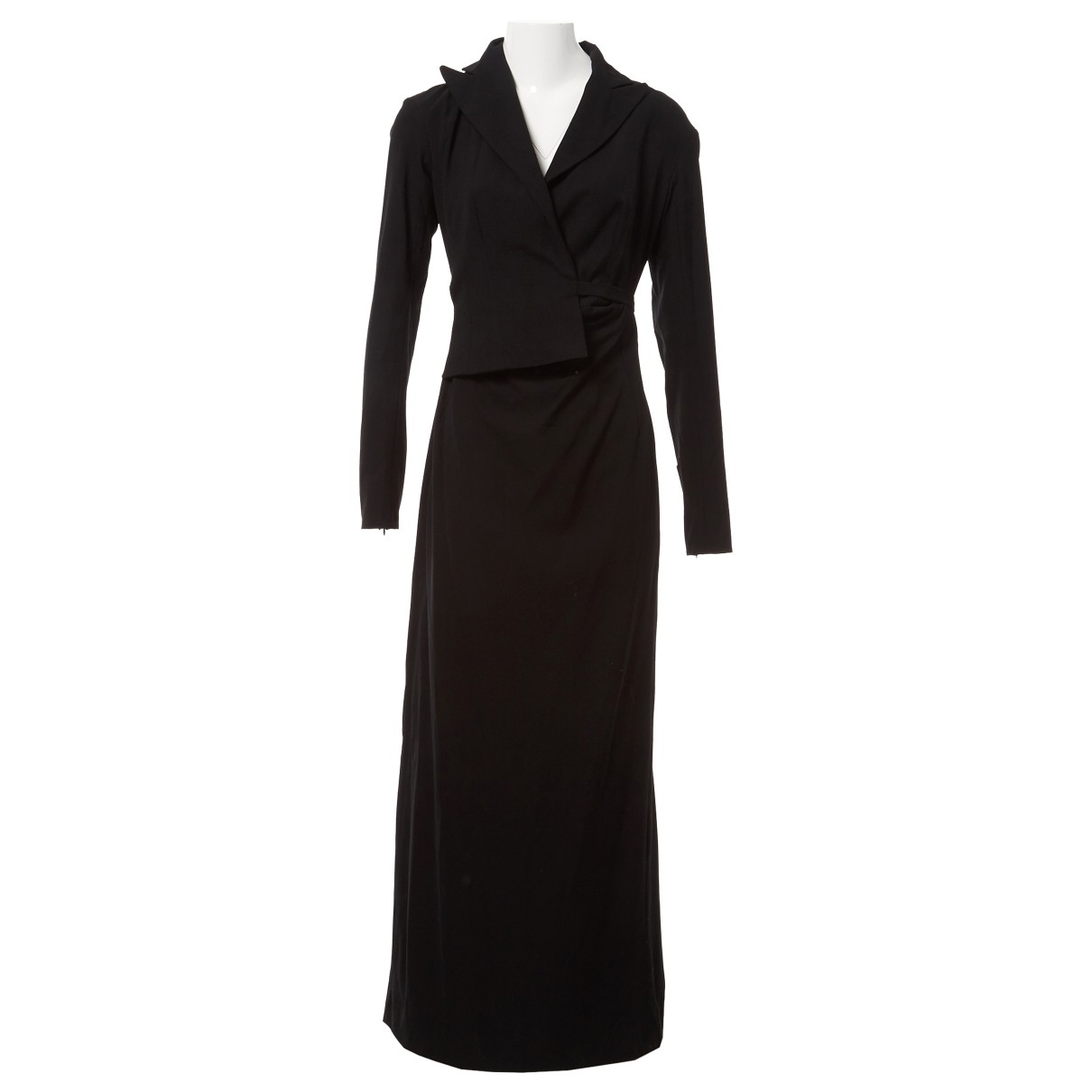 Dries Van Noten Wool maxi dress