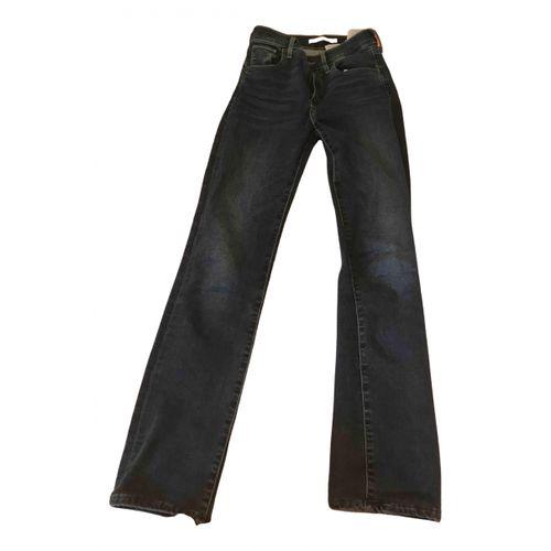 Levi's 724 slim jeans