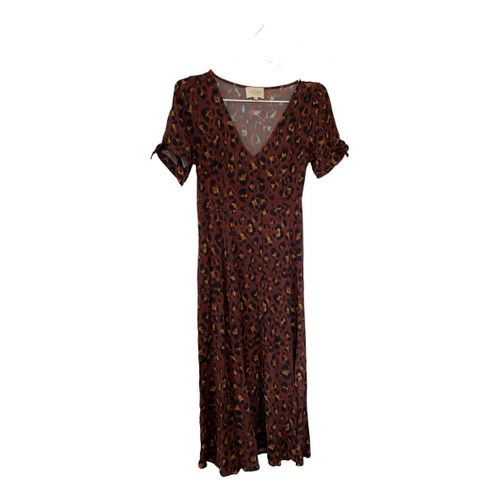 Sézane Fall Winter 2020 mid-length dress