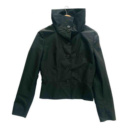 Vivienne Westwood Black Cotton Jacket