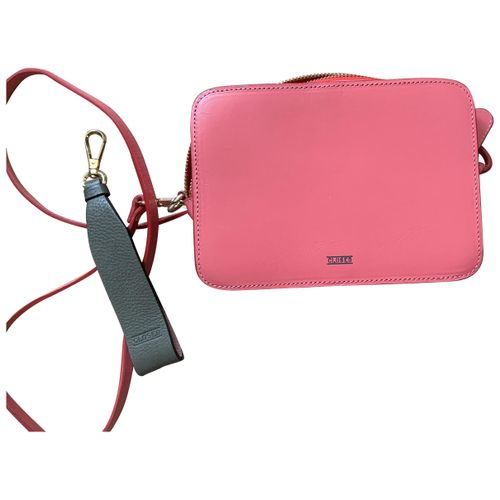 Closed Leather crossbody bag
