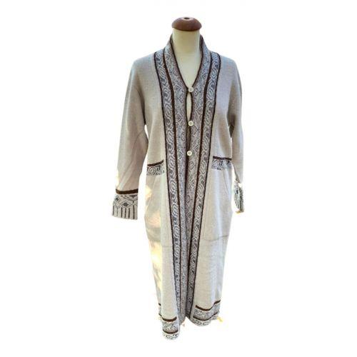 Dries Van Noten Wool cardi coat