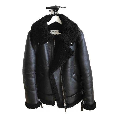 Acne Studios Leather coat