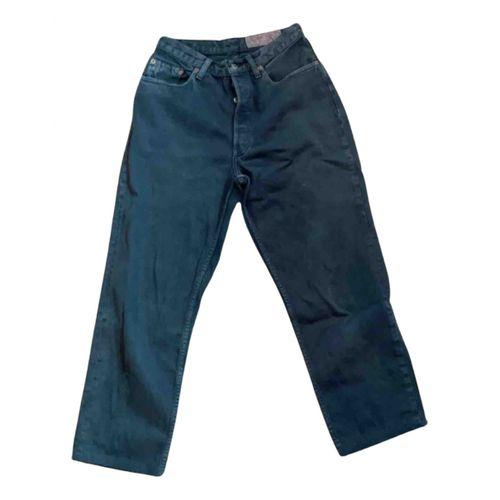 Levi's Vintage Clothing Green Denim - Jeans Jeans