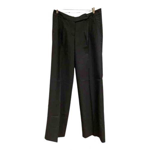 Golden Goose Wool large pants