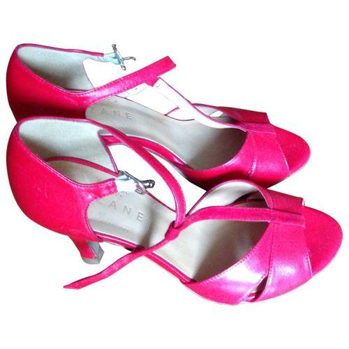 Sézane Leather heels