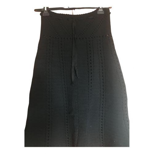 Edun Wool maxi skirt
