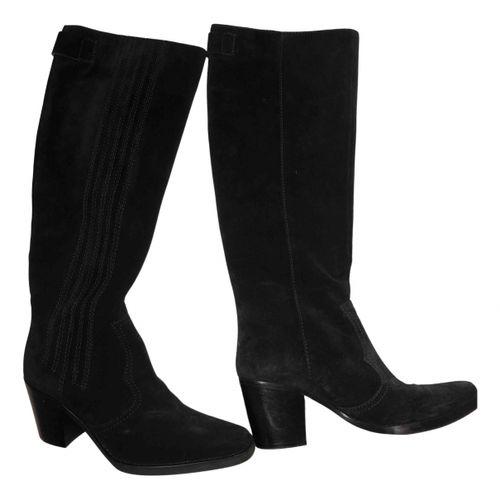 Ganni Fall Winter 2019 cowboy boots