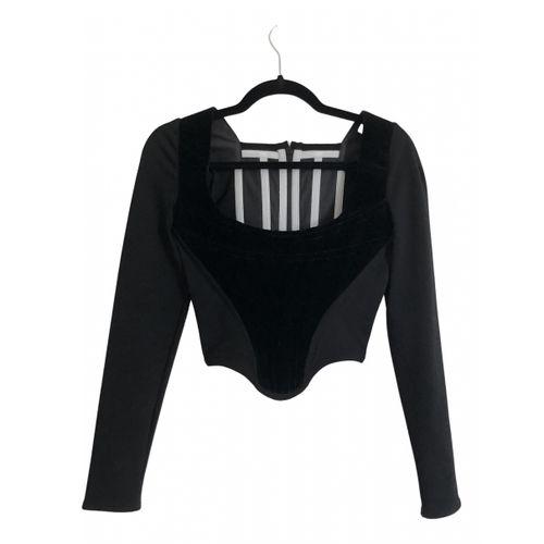 Vivienne Westwood Velvet corset