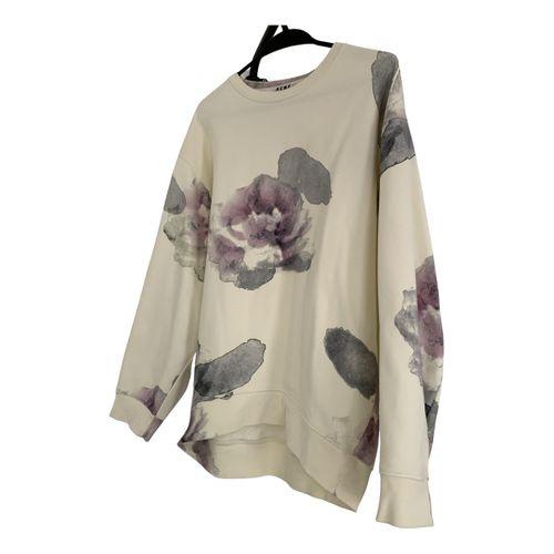 ACNE Acne Studios Multicolour Cotton Knitwear