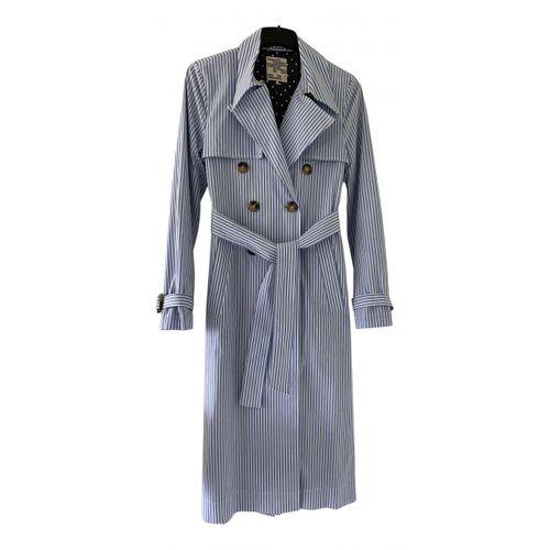Baum Und Pferdgarten Trench coat