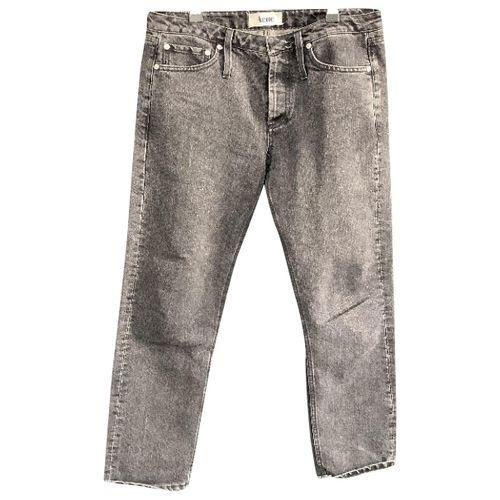 ACNE Acne Studios Straight jeans